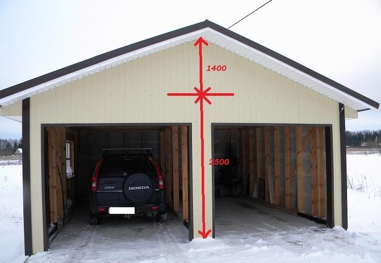 как правильно построить гараж своими руками сложное заболевание