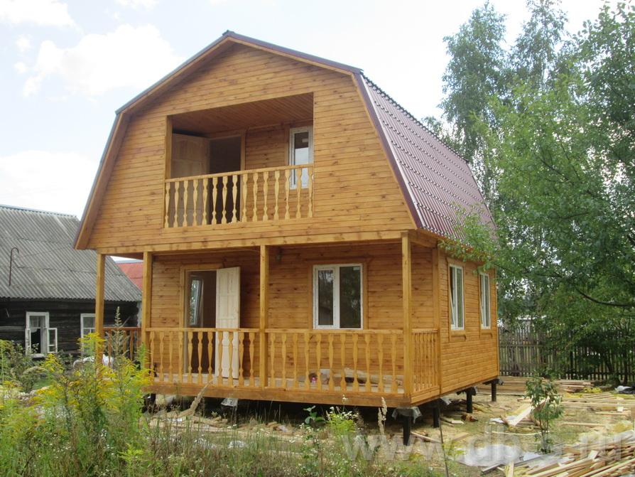 дом каркасный 6 на 6 планировка фото